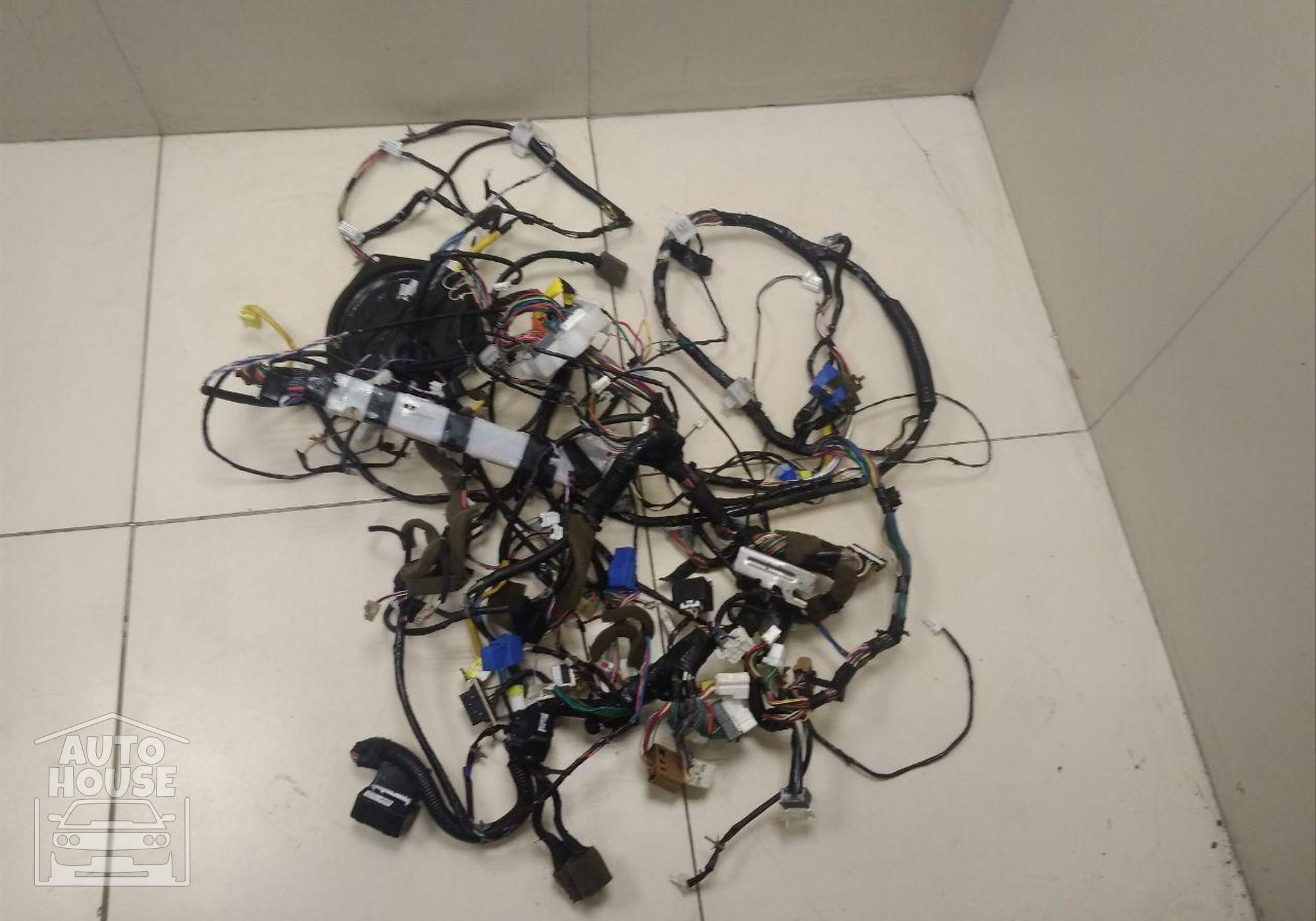 Электропроводка салона для Nissan Almera Classic (с 2006)