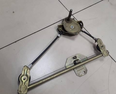 Стеклоподъемник механический задний левый для Lada 2112