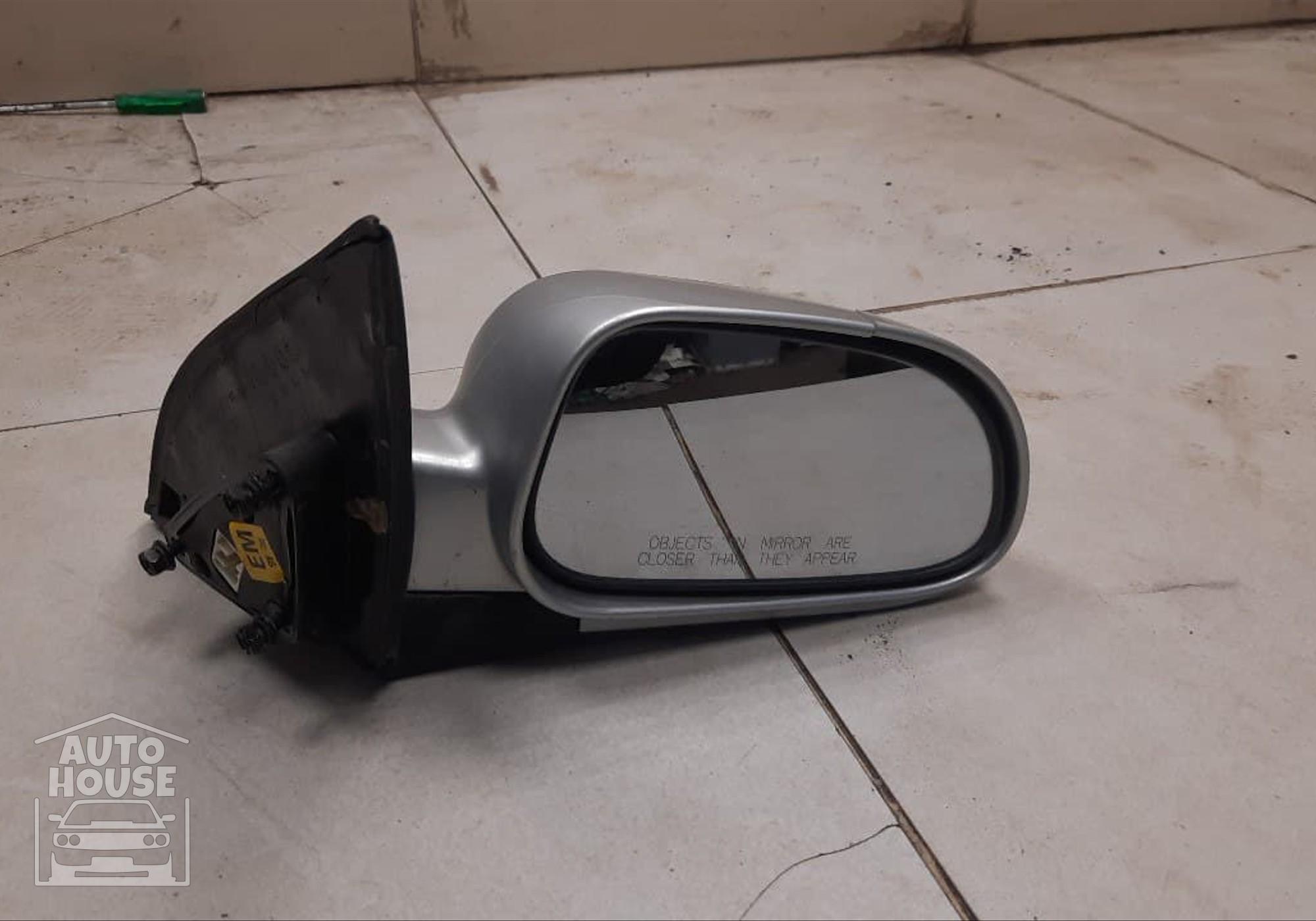 Зеркало заднего вида боковое правое электрическое для Chevrolet Lacetti (с 2004)
