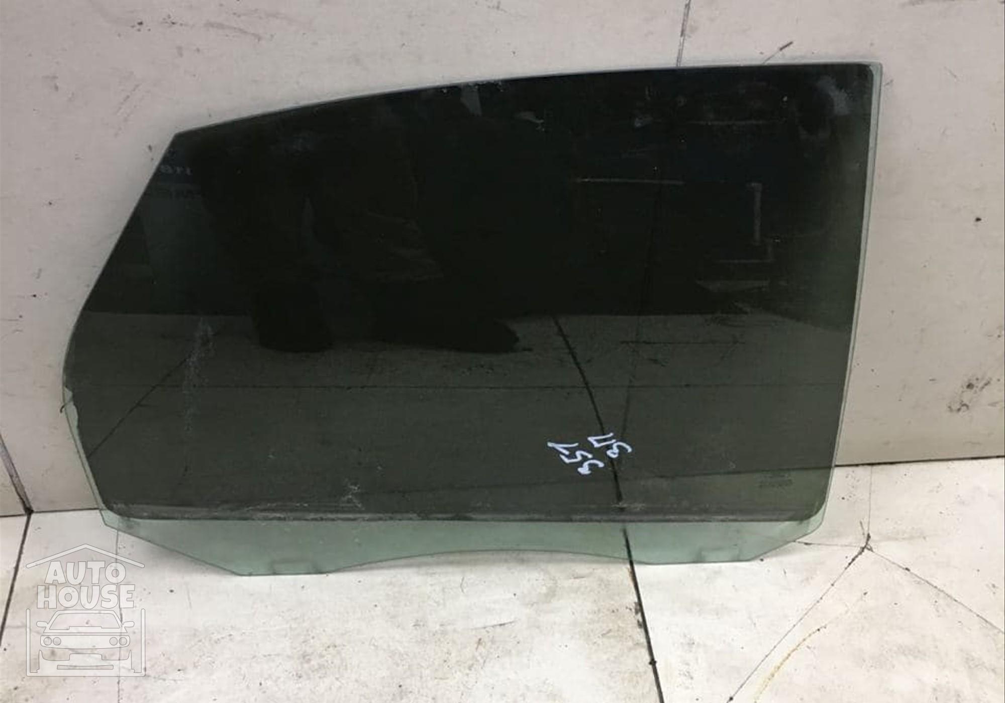 Стекло двери заднее правое для Ford Focus II (с 2004 по 2011)