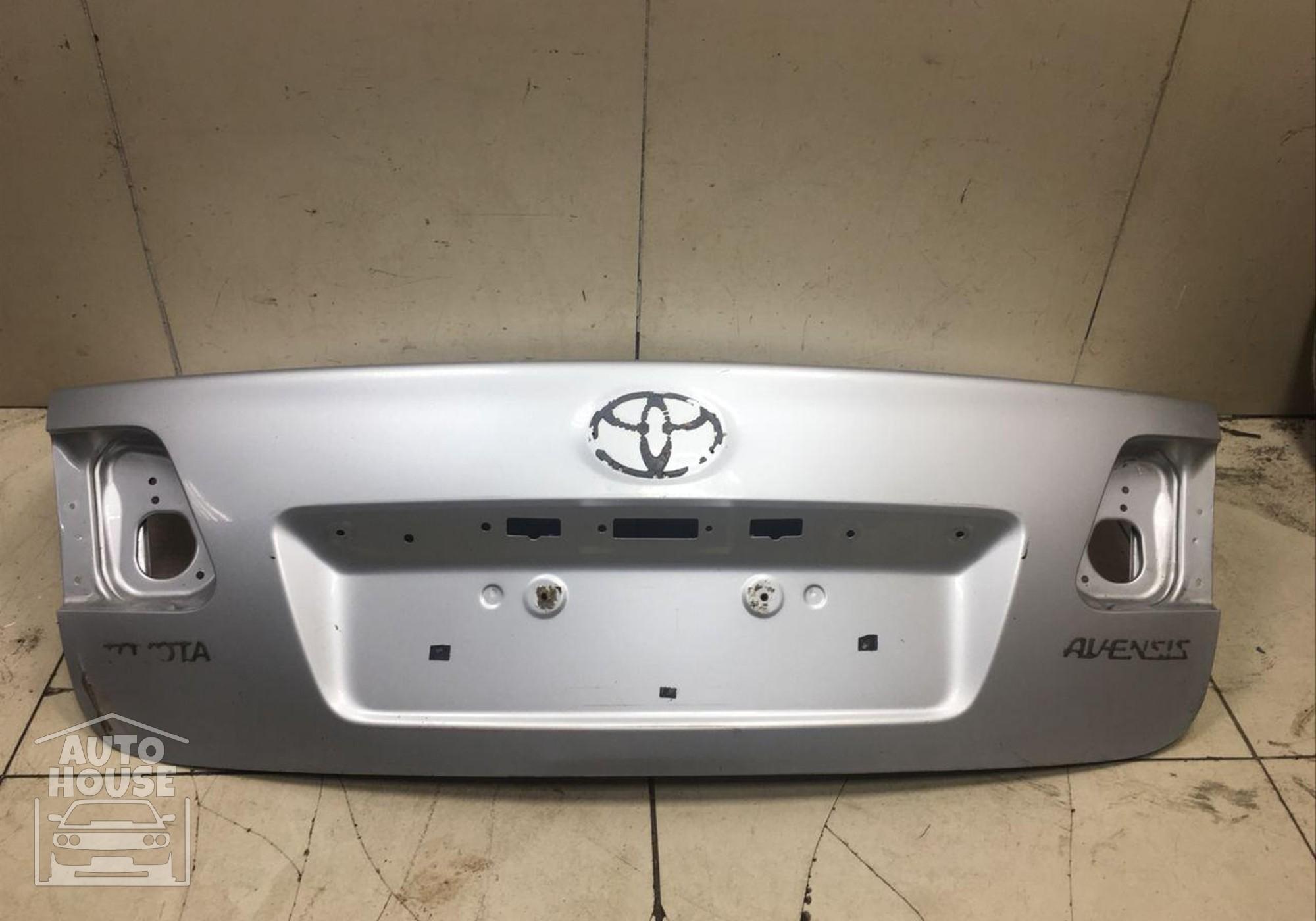 6440105080 Крышка багажника для Toyota Avensis III (с 2009)