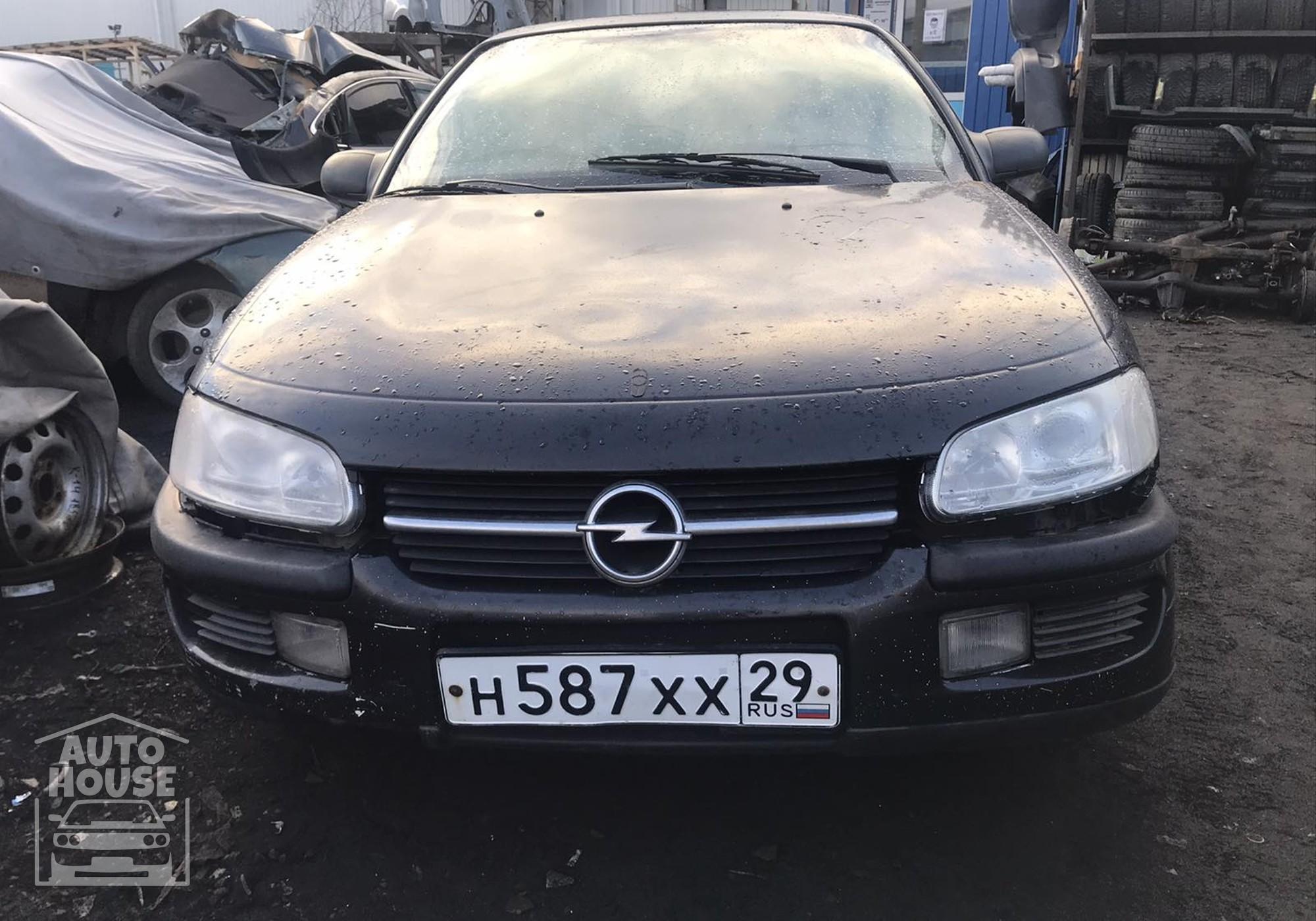 Opel Omega B в разборе