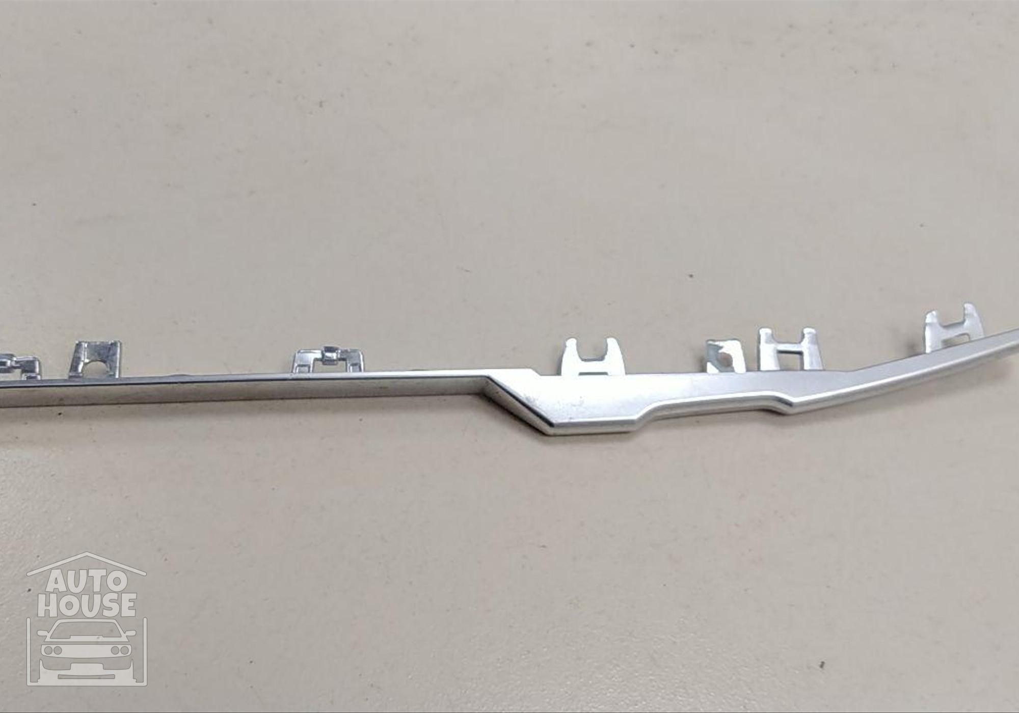 40503626 Молдинги решетки радиатора для Audi Q7 (с 2006)