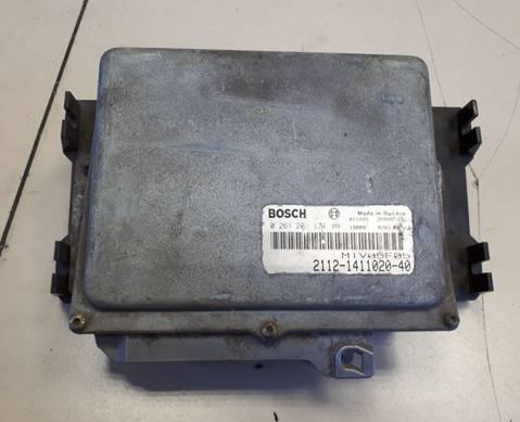 Блок управления двигателем для Lada 2112