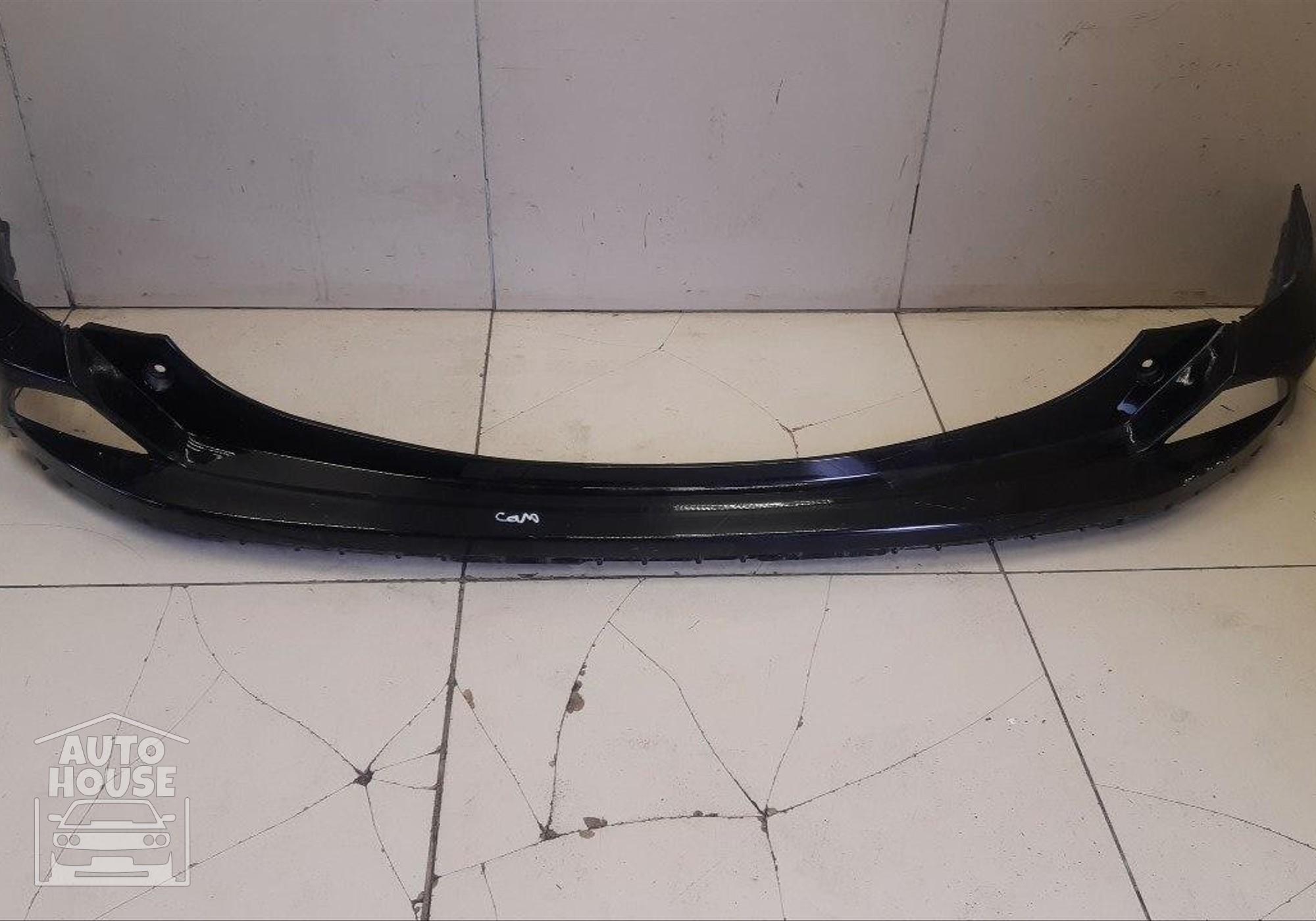 Бампер задний верхняя часть для Toyota RAV4 CA40 (с 2012)