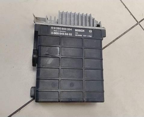 0280800204 Блок управления двигателем для Mercedes-Benz E-class W124 (с 1984 по 1996)