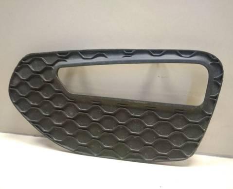 S2803411 Решетка в бампер левая для Lifan X60 (с 2011)