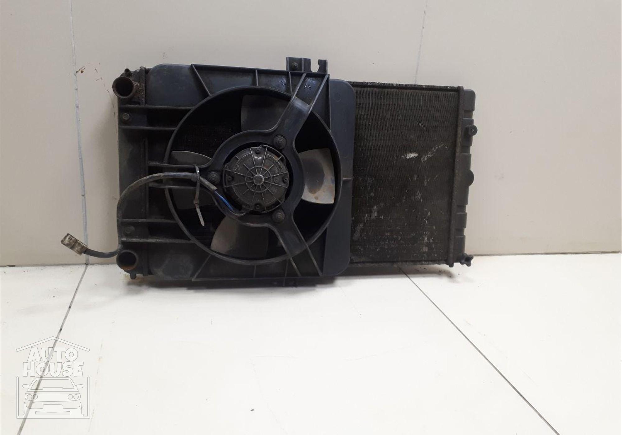 Радиатор системы охлаждения для Lada 2110