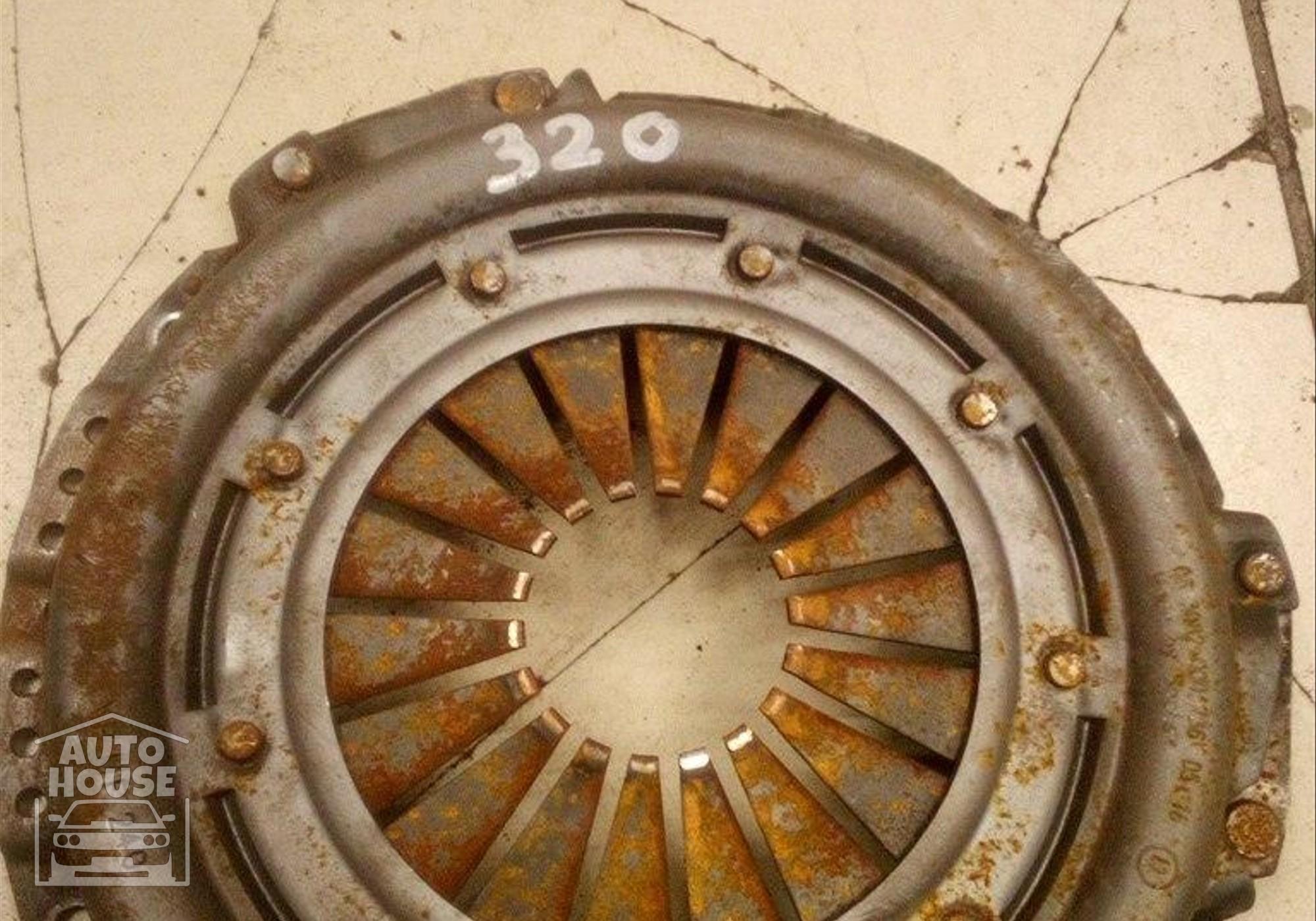 Корзина сцепления для ГАЗ 3110 (с 1997 по 2004)