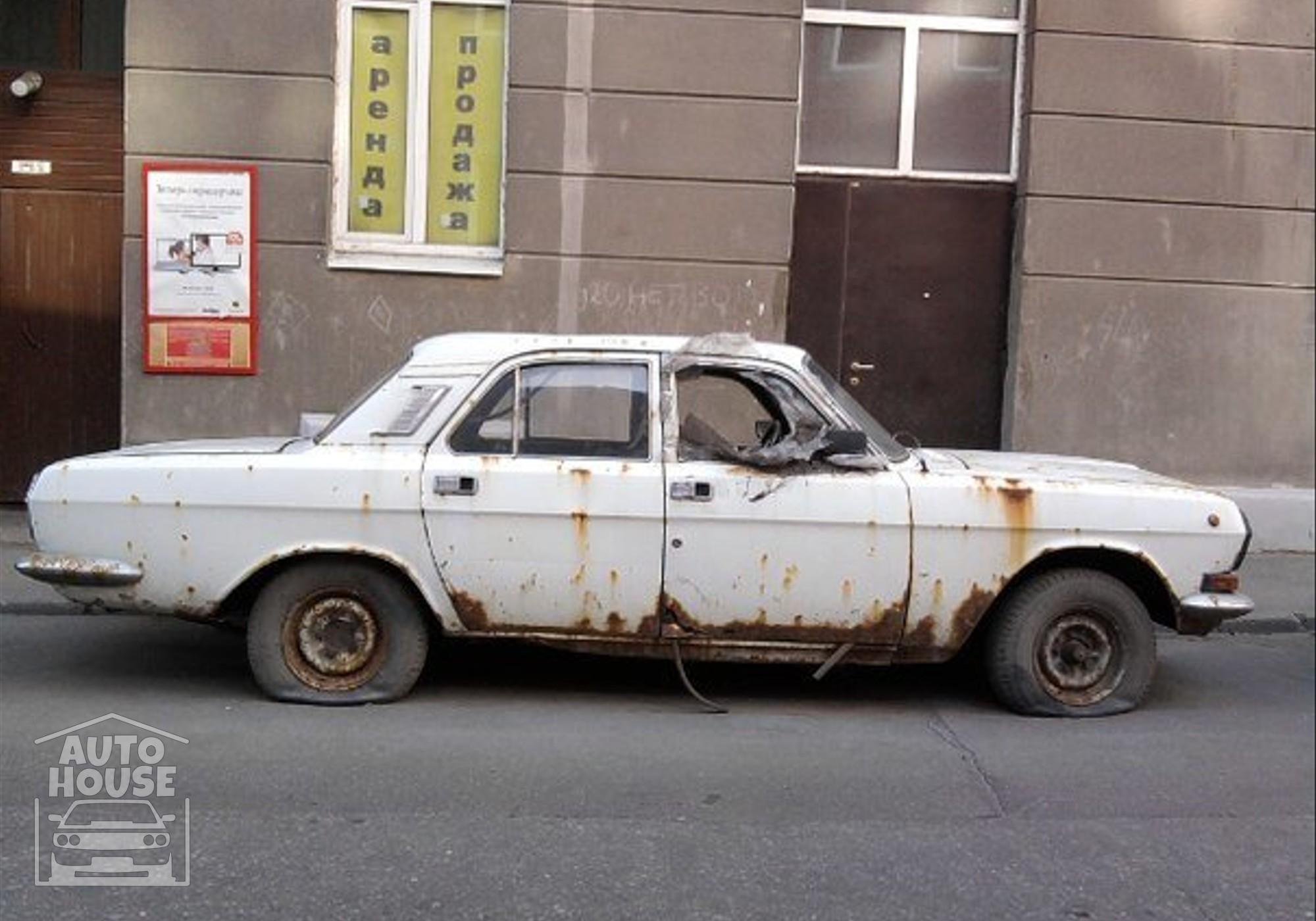 ГАЗ 3110 1998 г. в разборе