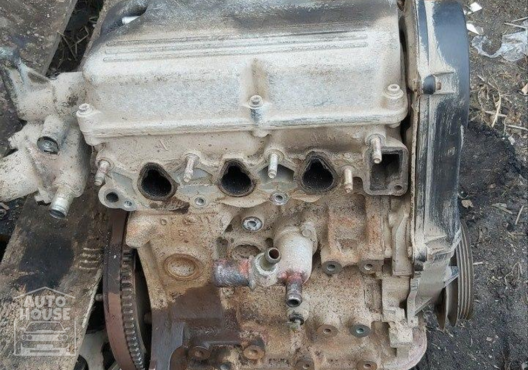 Двигатель в сборе для Daewoo Matiz (с 1998)
