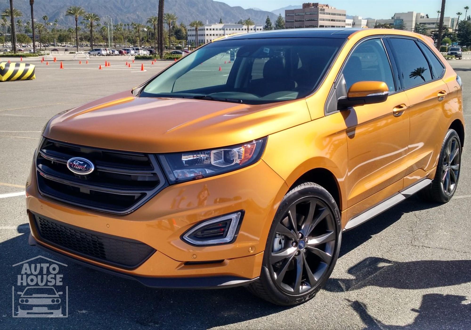 Ford Edge I 2014 г. в разборе