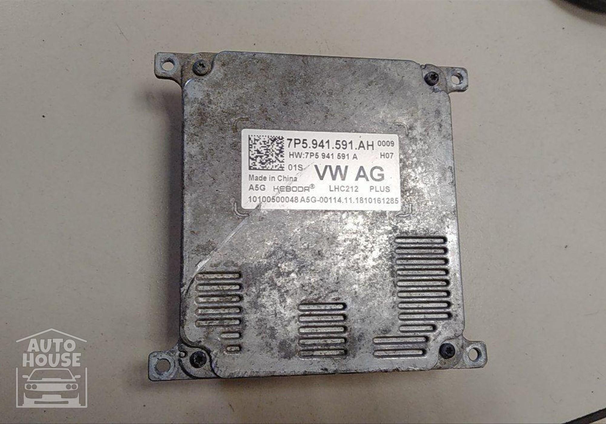 7P5941591A Блок управления светом для Разные Автомобили
