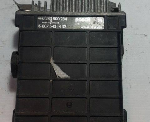 0075451432 Блок управления двигателем для Mercedes-Benz