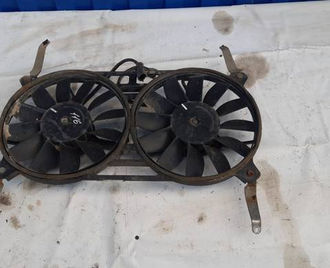 Вентилятор радиатора с дифузором для Lada Нива (4х4) 2121