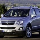 Opel Antara 2010 г. в разборе