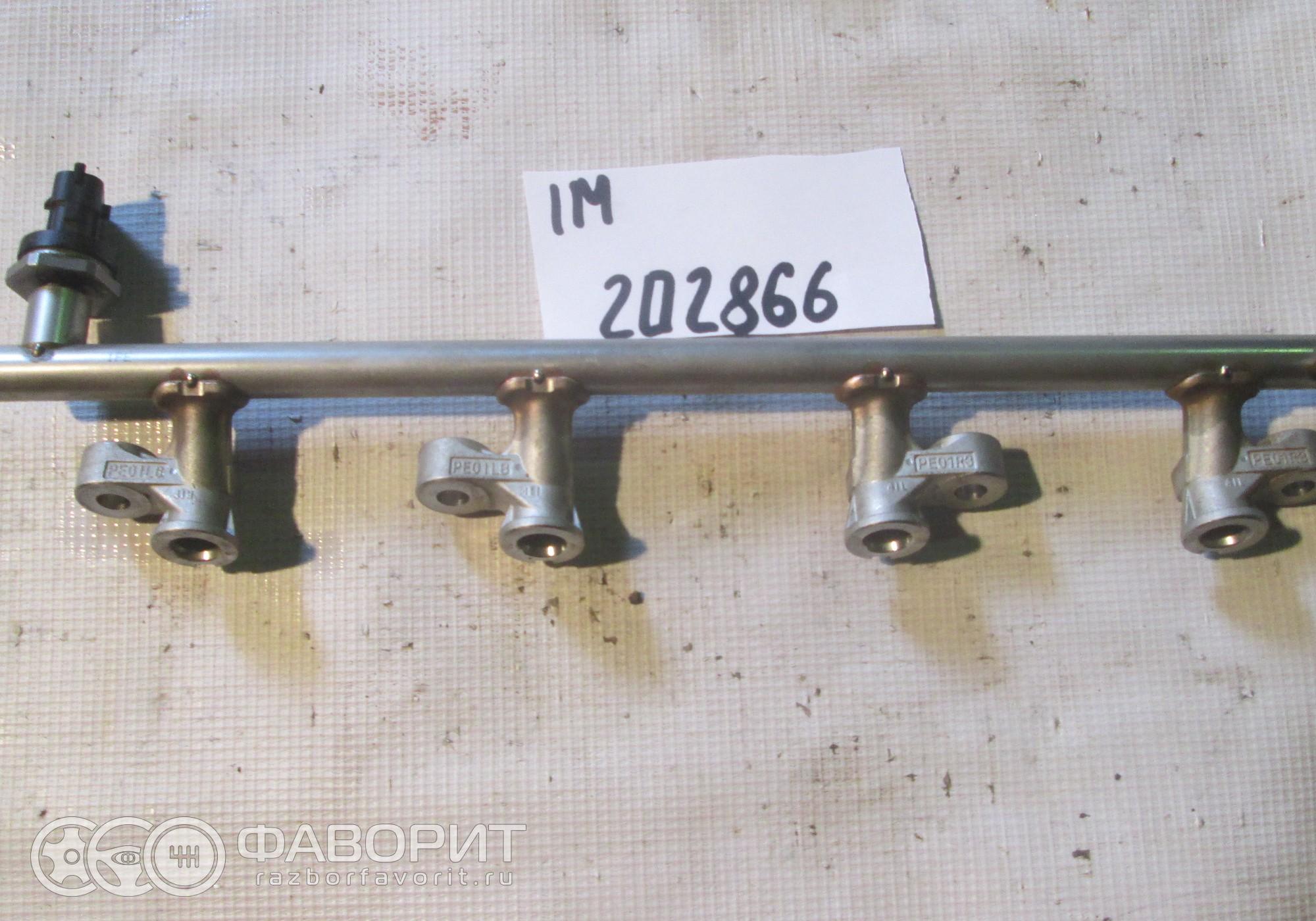 топливная рампа на mazda cx 5