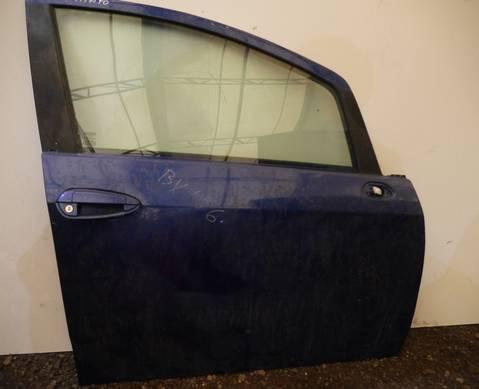 Дверь передняя правая для Fiat Punto III (с 2005)