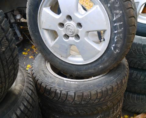 Колеса Шевроле Авео 4шт. для Chevrolet Aveo T200/T250 (с 2005 по 2011)