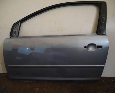 Дверь передняя левая (3-х дверный хетчбек) для Ford Focus II (с 2004 по 2011)