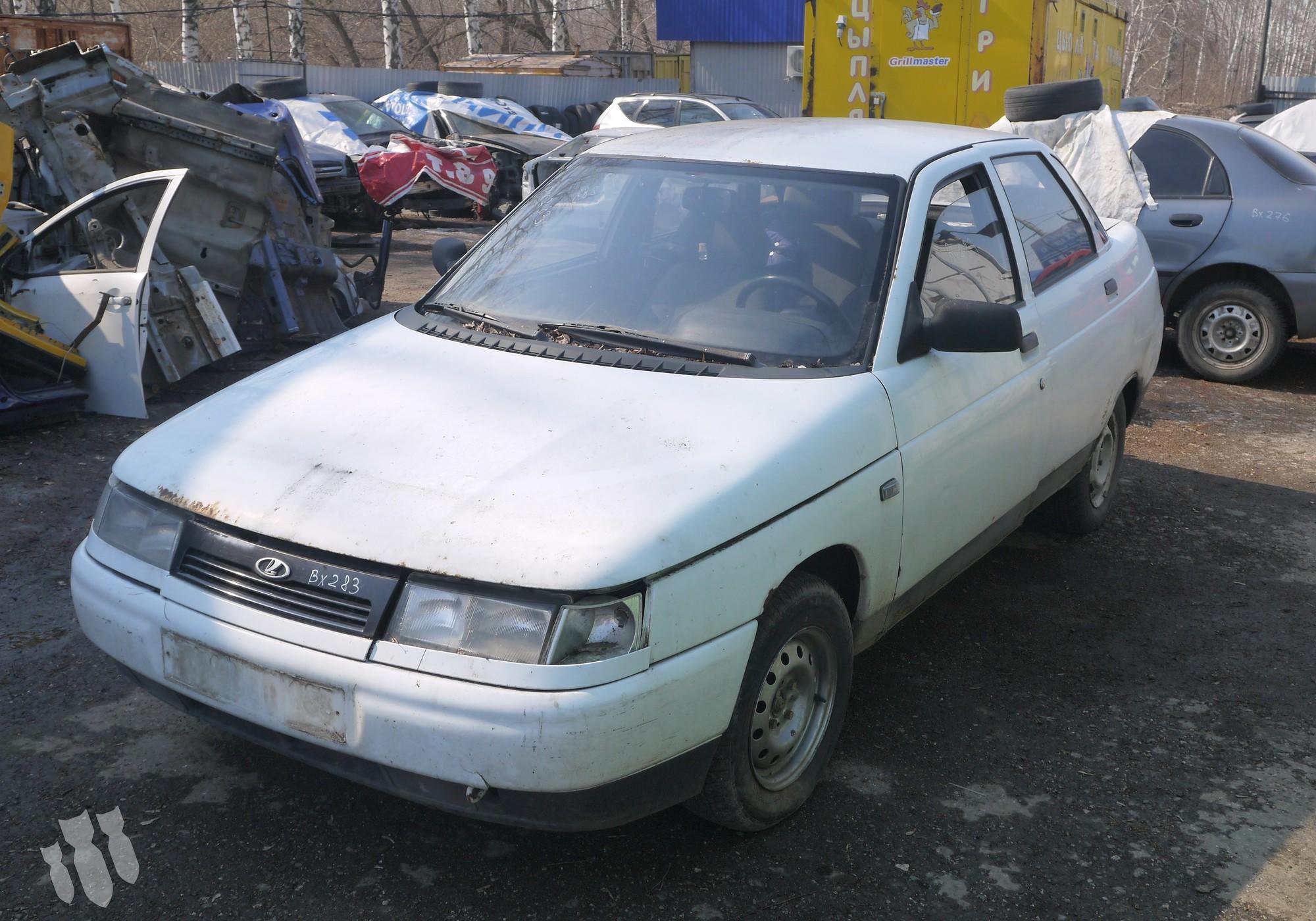 Lada 2110 2001 г. в разборе