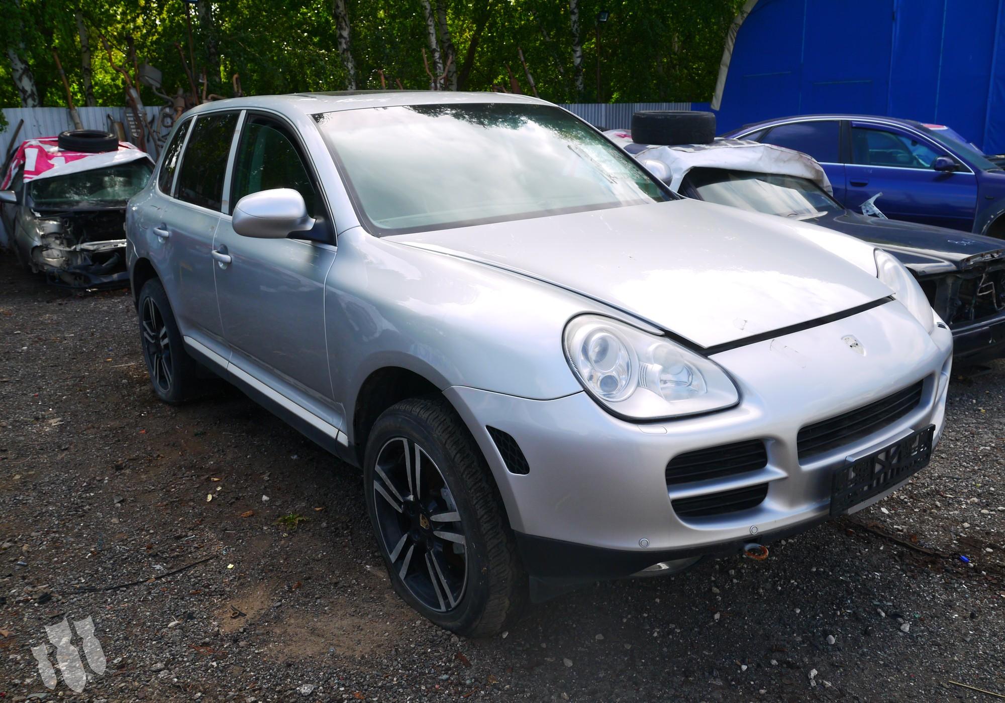 Porsche Cayenne I 2003 г. в разборе