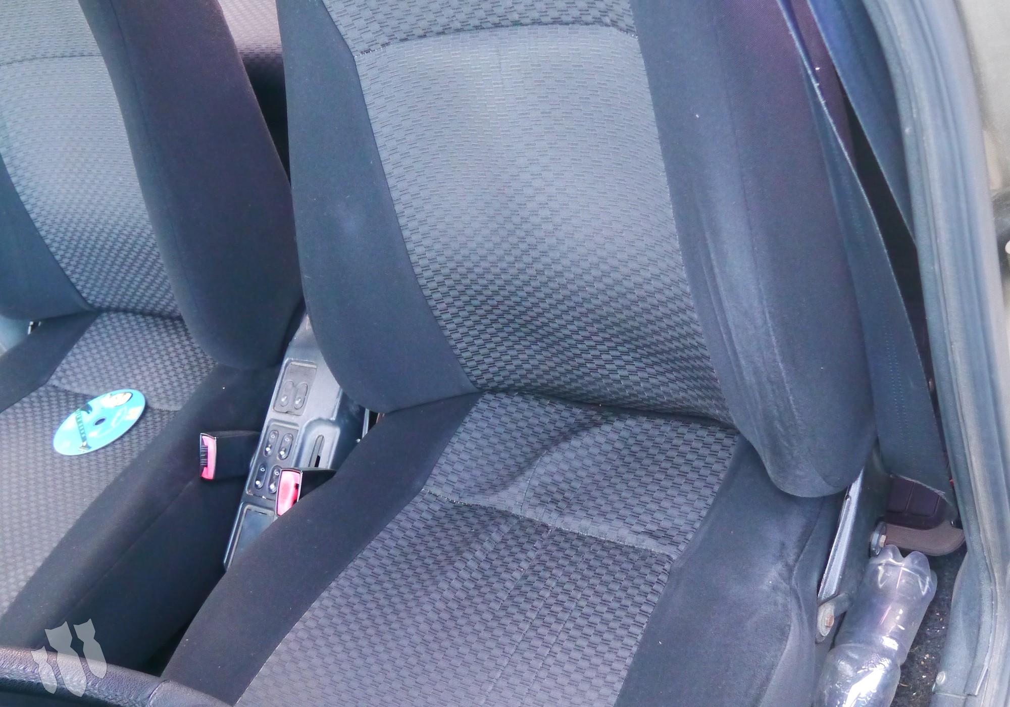 Сиденья передние (комплект) для Lada 2110