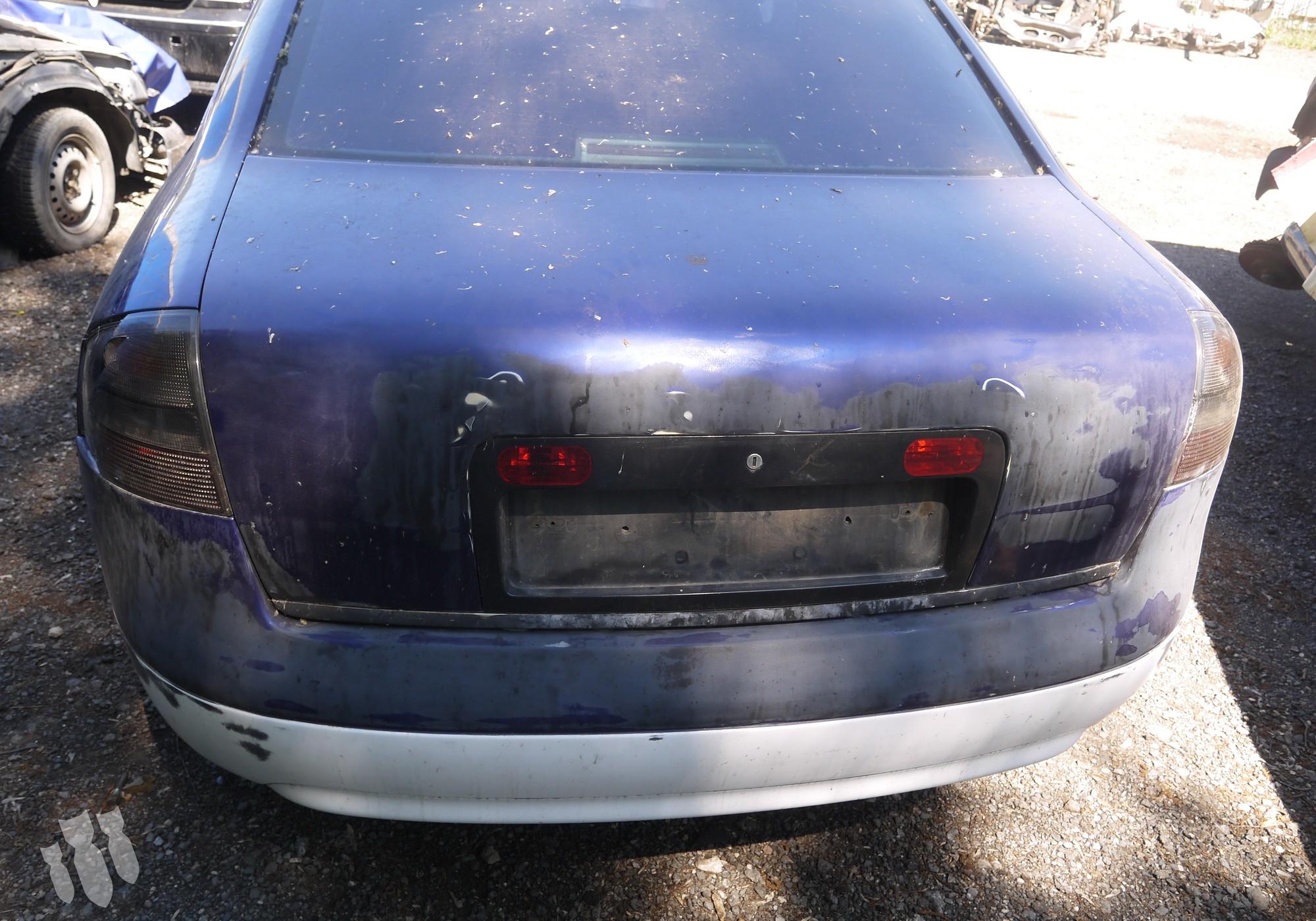 Audi A6 C5 1998 г. в разборе