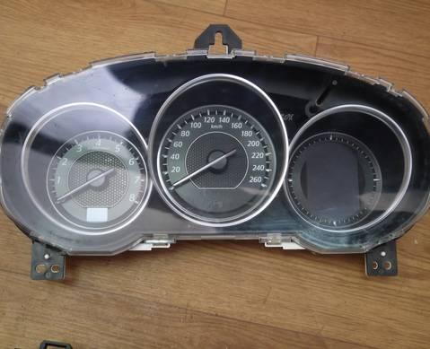 KD4555430 Комбинация приборов для Mazda 6 III (с 2012)