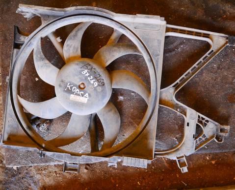 8038845 Вентилятор радиатора для Opel Corsa C (с 2000 по 2006)