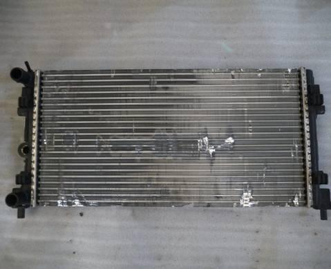 Радиатор охлаждения для Skoda Rapid (с 2012)