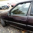 Дверь передняя левая для Opel Omega