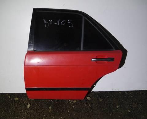 Дверь задняя левая для Mercedes-Benz 190 W201 (с 1982 по 1993)