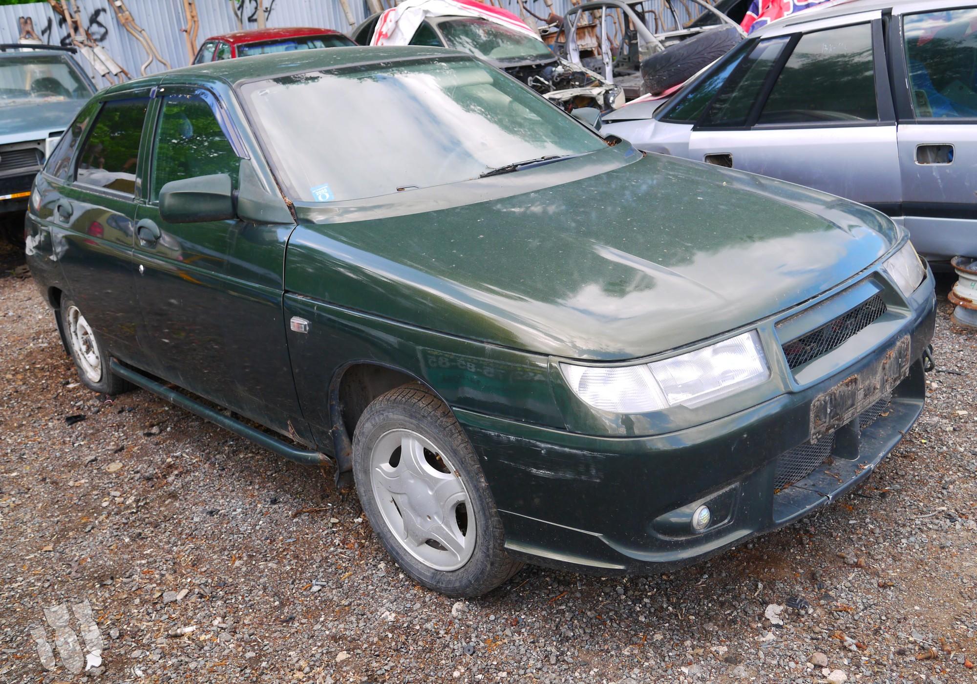 Lada 2112 2001 г. в разборе