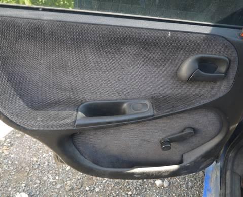 90432653 Обшивка задней левой двери для Opel Astra F (с 1991 по 2004)