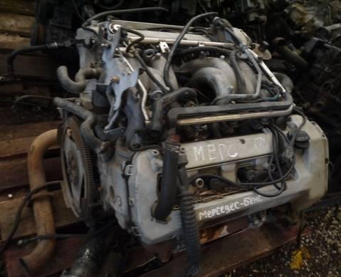 Двигатель в сборе для Mercedes-Benz E-class W210 (с 1995 по 2003)