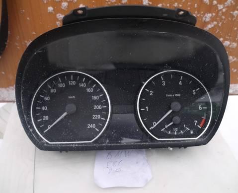 Щиток приборов для BMW 1 E81/E82/E87/E88 (с 2006 по 2014)