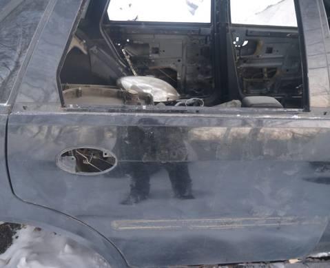 Дверь задняя правая для Lifan Breez (с 2007 по 2014)
