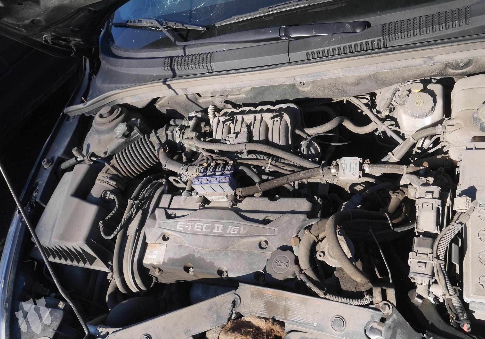 F16D3 Двигатель для Chevrolet Cruze I (с 2009 по 2015)
