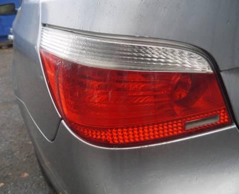 Фонарь задний левый для BMW 5 E60/E61 (с 2004 по 2010)