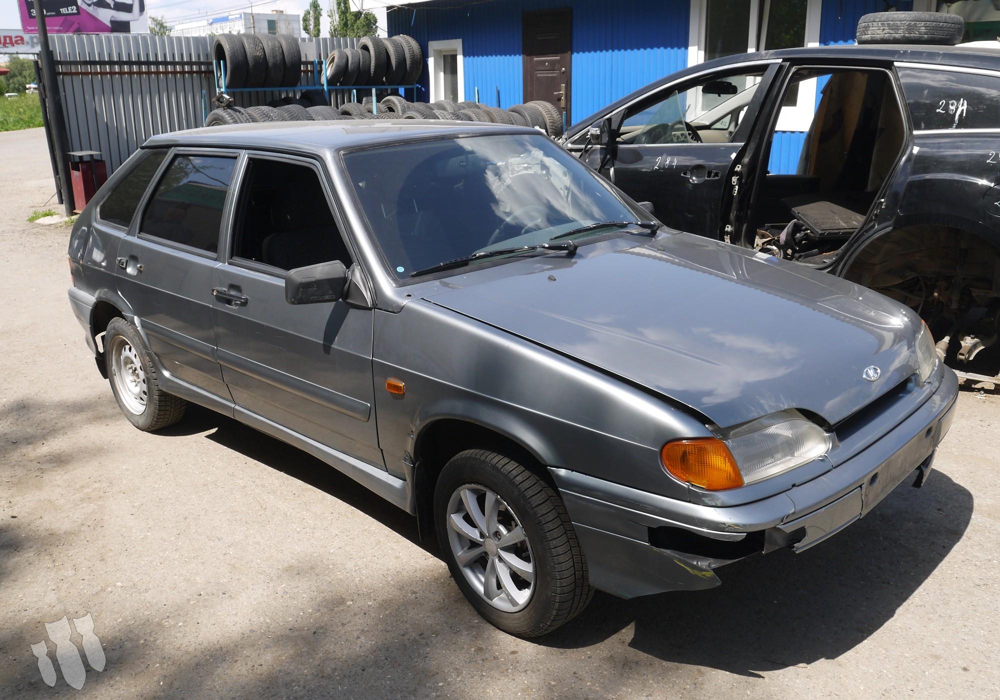 Lada 2114 2011 г. в разборе