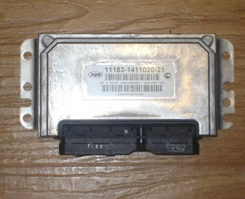 Блок управления двигателем для Lada Kalina I (с 2004 по 2013)
