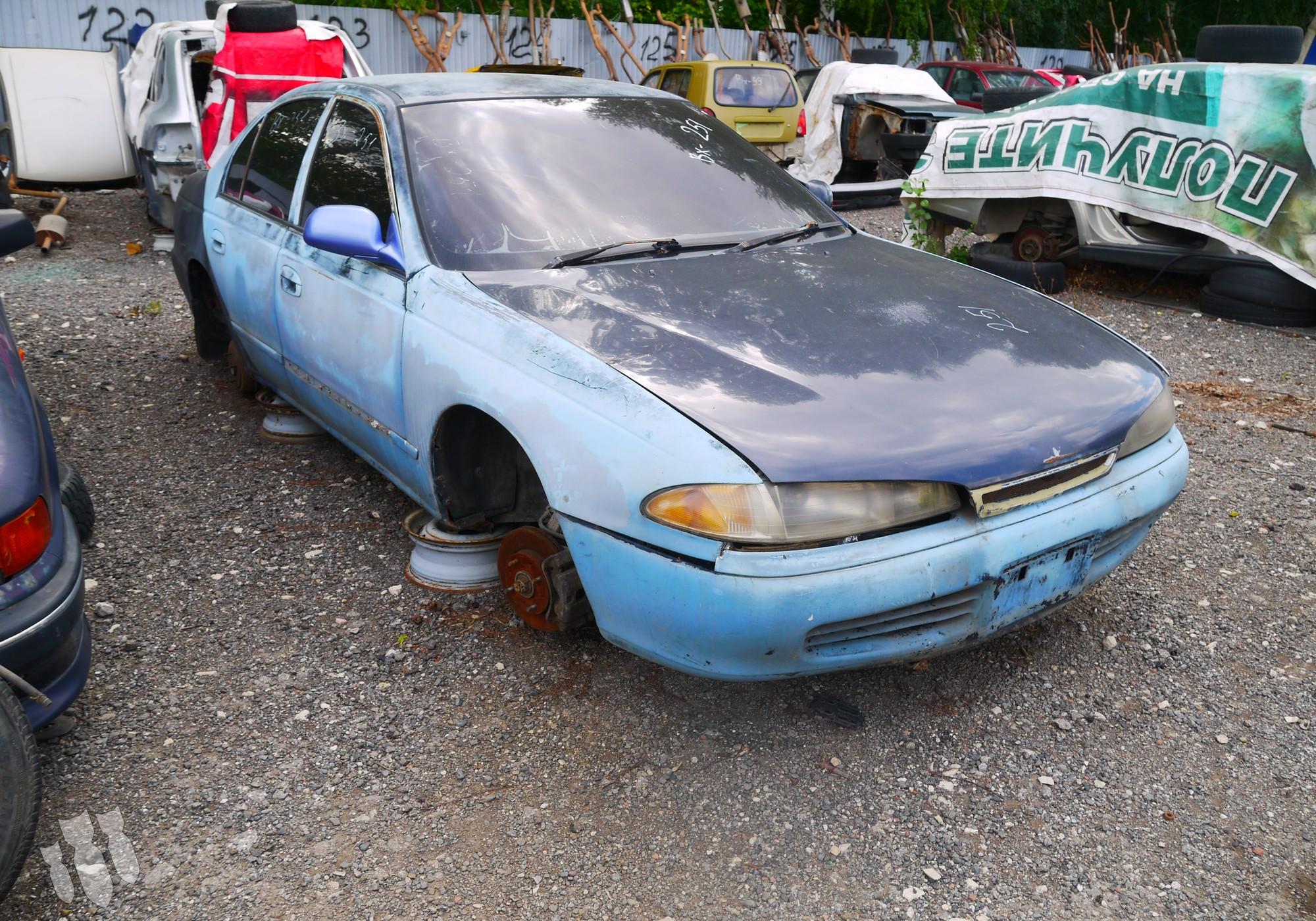 Mitsubishi Eterna VI 1994 г. в разборе