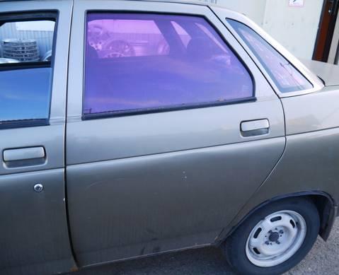 Стекло задней левой двери для Lada 2110