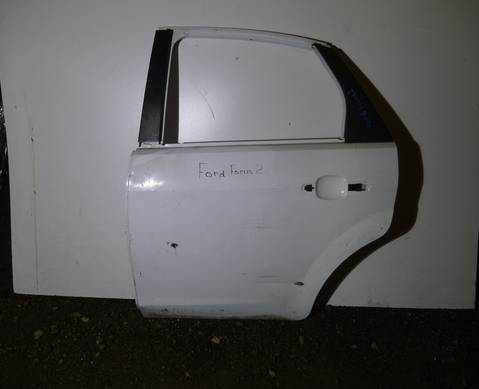 Дверь задняя левая для Ford Focus II (с 2004 по 2011)