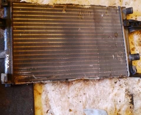 560961104 Радиатор системы охлаждения для Opel Corsa C (с 2000 по 2006)