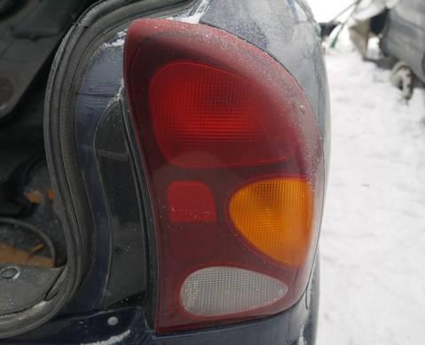 Фонарь задний правый На для Chevrolet Lanos (с 2005)