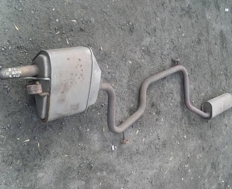 Глушитель для Ford Mondeo