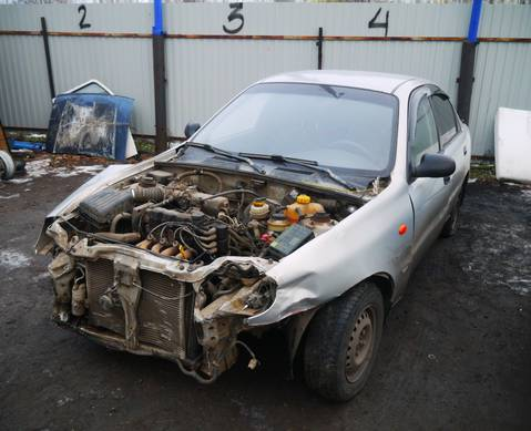 Chevrolet Lanos 2007 г. в разборе