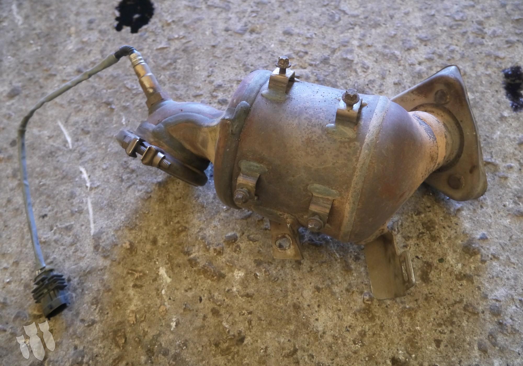 55579264 Катализатор для Opel Zafira